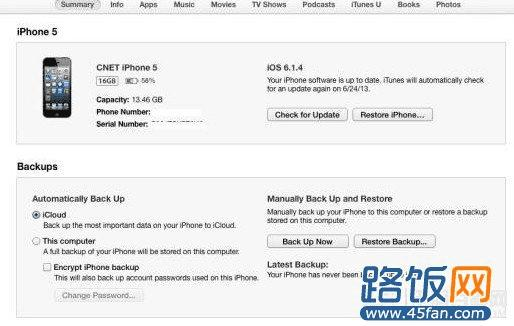 itunes manually manage music and videos